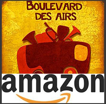 Achat Amazon BDA Boulevard des airs