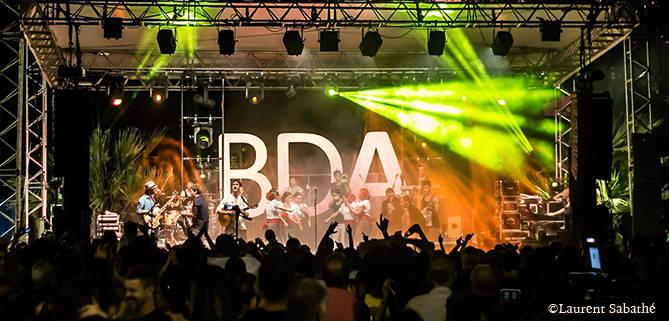 Concert BDA +10 ans! Boulevard des airs