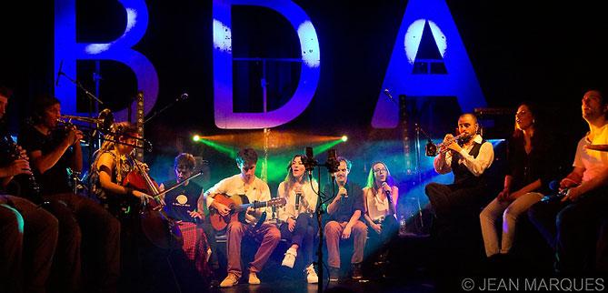 Concert des 10 ans BDA Tarbes 2014