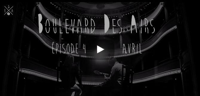 Episode 4 avril BDA Boulevard des airs