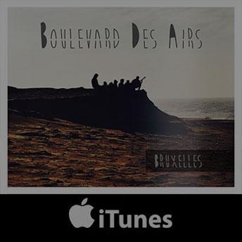 Achat iTunes BDA Boulevard des airs
