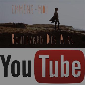 Abonnement Chaîne YouTube BDA Boulevard des airs
