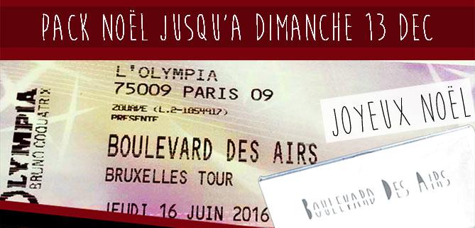 BRUXELLES+OLYMPIA Noël Boulevard des airs