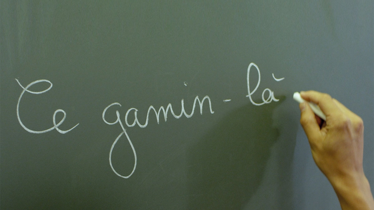 Clip Ce Gamin-la Boulevard des airs