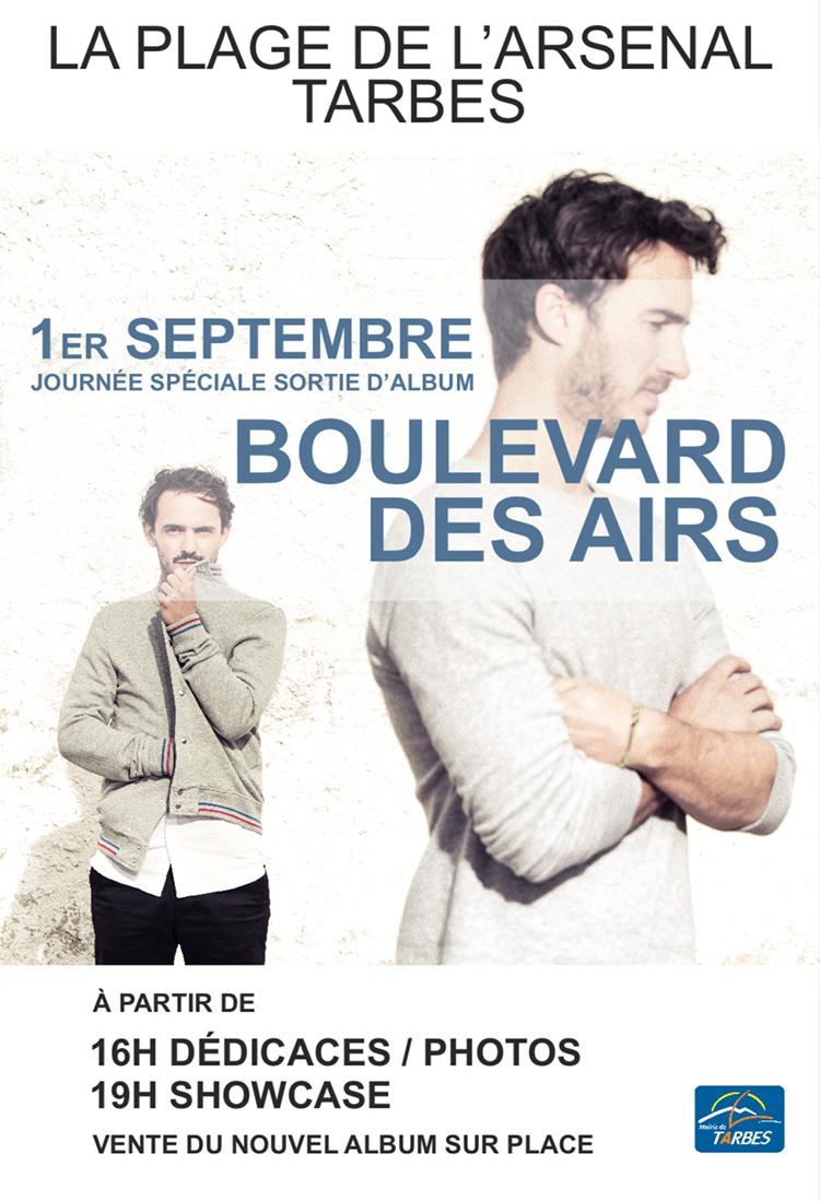 Sylvain Duthu - Florent Dasque - BDA - Boulevard des Airs - Sortie Album - Je me dis que toi aussi