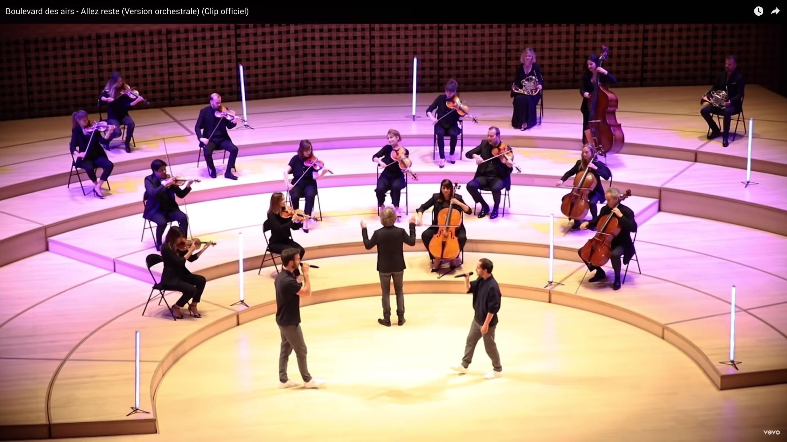 e Allez reste Version orchestrale Paul Rouger Images Benoit Mallory Boulevard des Airs