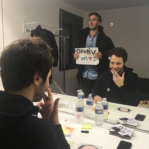 «Allez reste» Boulevard des Airs feat. Vianney Victoires de la Musique